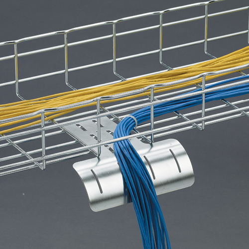 Flexrtay wire basket with drop out fitting
